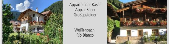 CASCADE Inclusive Appartements Großgasteiger
